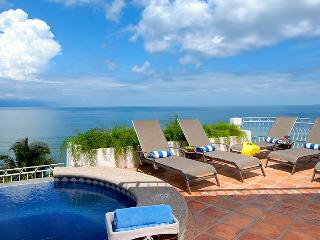 Breathtaking Villa.Oceanview swimming pool&Jacuzzi, Adeje