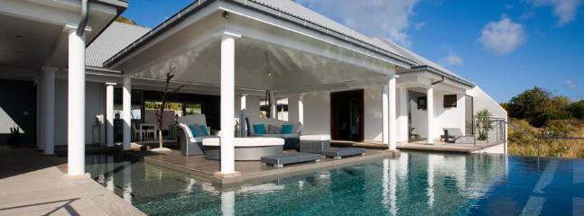 Victoria at Vitet, St. Barth - Contemporary, Ocean View, Heated Pool, St. Barthelemy
