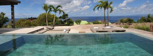 Rock U at Lurin, St. Barths - Short Drive To Beach, Ocean View, Sunset View