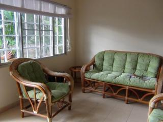 Coach and seats of the Living Room