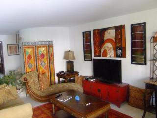Living Room with Indian influence!
