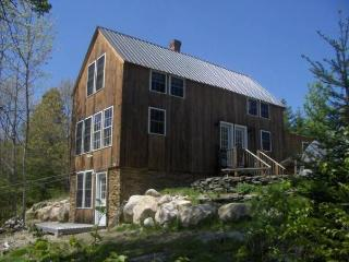 Acadia-Downeast Maine Oceanfront vacation home.