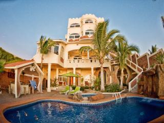 Sandcastle Villa Private Beachfront Resort, Mazatlan