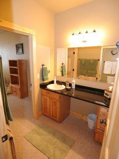 2nd & 3rd Bedrooms each have a Private Vanity (in each 3 bedroom)