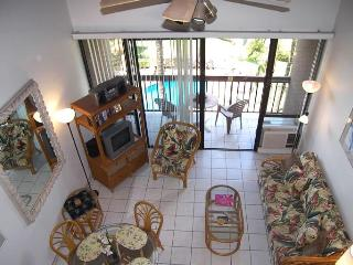 3 Bedroom Oceanview Loft Condo in Maui Vista, Kihei
