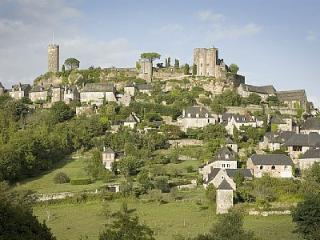 One of the Most Beautiful Villages of France - La Petite Maison, Turenne