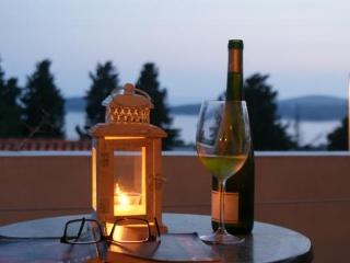 Hvar, perfect sea view apartment, for a couple!
