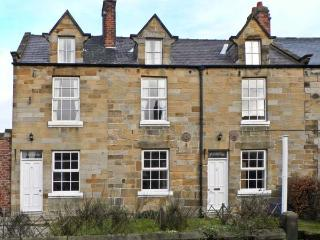 FAIRHOLME, pet friendly, character holiday cottage, with a garden in Hinderwell,