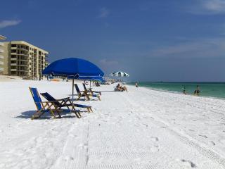 Our pristine beach