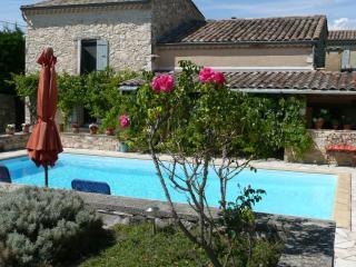 La Colombe Bleue in Drome provencale, La Begude-de-Mazenc
