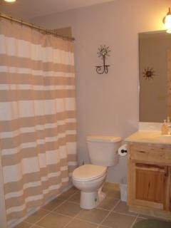 Full Second Bathroom upstairs
