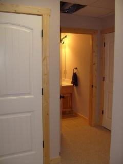 Third Full Bathroom downstairs