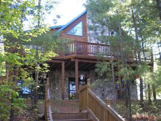 Secluded Cabin on private lake near Rhinelander., Gleason