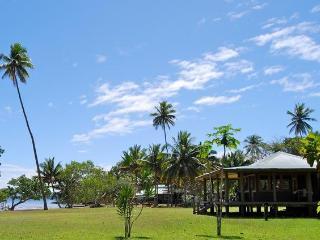 Side profile of The Pearl Shack Fiji