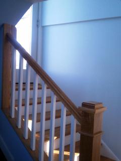 Masterbedroom Stair to Roof Deck