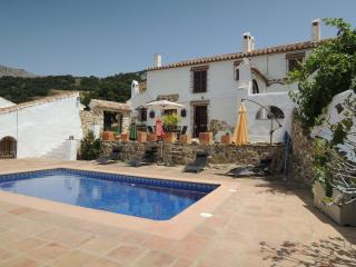 Traditional farmhouse with pool in rural Andalucia