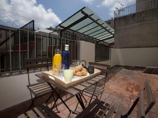 Be Barcelona Pg de Gracia catalan terrace,7 guests