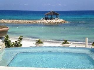 Luxurious 1 BdRm Ocean Front Condo in Montego Bay