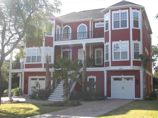 Million $ Luxury Vacation Home w/ Great Oceanview, North Myrtle Beach