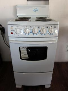 New stove and oven