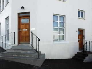 Front door, private entrance