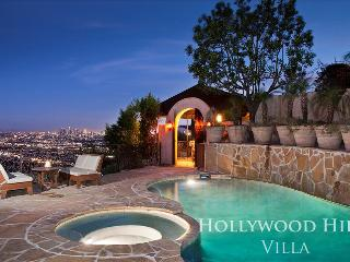 Hollywood Hills Villa, Los Angeles