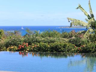 HOPE ESTATE... Gorgeous new 4 BR luxury villa overlooking Orient Bay, absolutely one of the finest in this area!