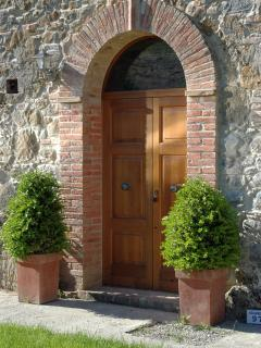La Casina entrance
