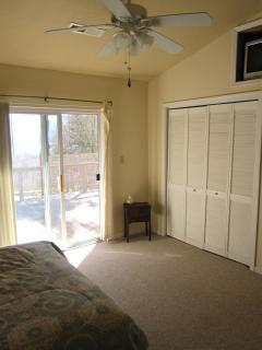 2nd view of Master/Mistress bedroom