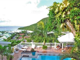 JOELLE... a truly unique luxury villa made for entertaining, great views and very tropical location, Anse Marcel