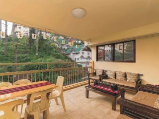 Apartment 4 Balcony