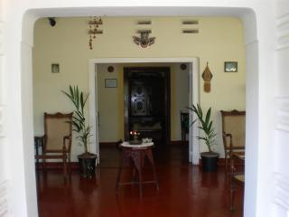 3 room self catering /catered villa by the beach