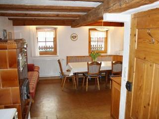 Vacation Apartment in Colmberg - 807 sqft, comfortable, stylish, woodburning stove (# 2357)