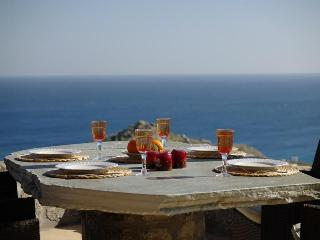 Beautiful villa with amazing sea views