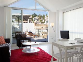 Granada Loft 6. 2 bedrooms for 6, terrace