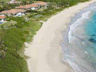 MARS... located in Guana Bay, directly on Guana Bay Beach