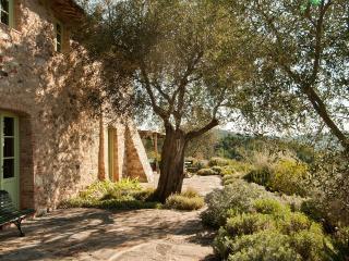 Beautiful Tuscan Villa with Pool on a Hillside with Wonderful Views - Casa Angel