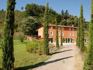 Beautiful Tuscan Villa Near Lucca with Views and Private Pool - Villa Nottolini, Guamo