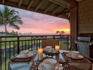 Oceanview 2Br Halii Kai Condo12A-(cleaning and resort fees included), Waikoloa