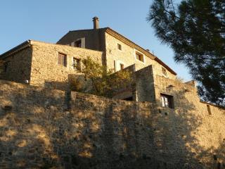 Provencal hilltop village, 'Atelier' for 2, La Begude-de-Mazenc