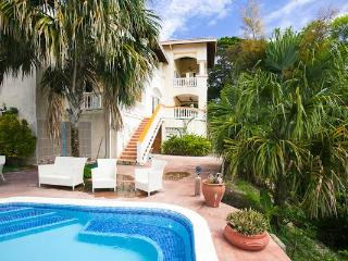 Orchid Breeze apartment at Villa Delfin!, West Bay