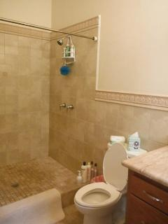 SunFish Apartment Bathroom