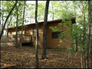 Birch Tree, Romantic Get-Away with Hot Tub, Ellijay