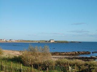 Victorian Beachfront house in sought after Elie
