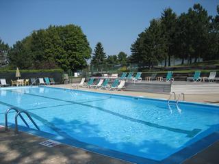 Pool at Chautauqua Lake Estates