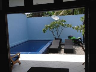 Villa Rahasia 1 or 2 bed Legian -Wi Fi  & Cable TV
