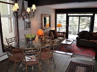 Creekside 3 Bedroom + Loft Townhome #5 located in Convenient West Vail