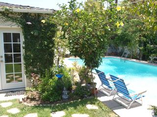 Renovated 1BR Culver City Cottage w/Pool & Garden - The Ultimate Escape!