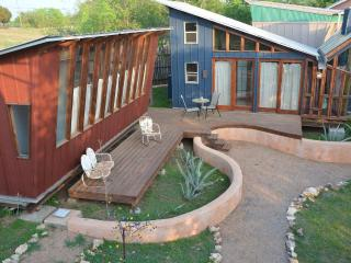 Eco-Funky Retreat Cabins on Lake Travis, Spicewood