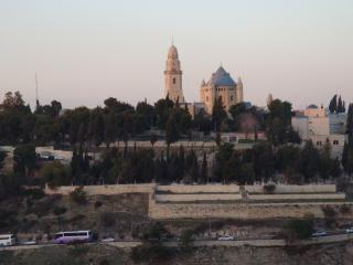 Magnificent Sultan's Palace- Spectacular Views, Jerusalem